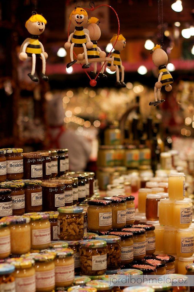 Weihnachtsmarkt Karlsruhe 2009